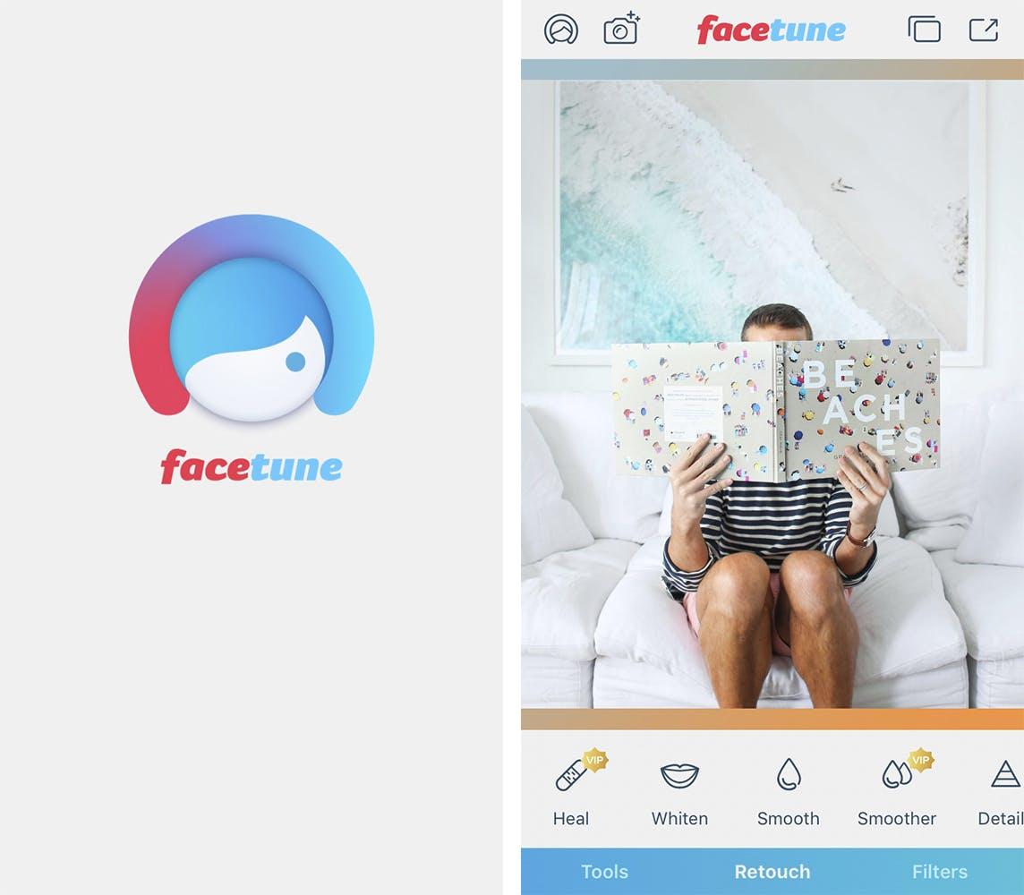 Gray Malin's Favorite iPhone Editing Apps - Facetune | GrayMalin.com