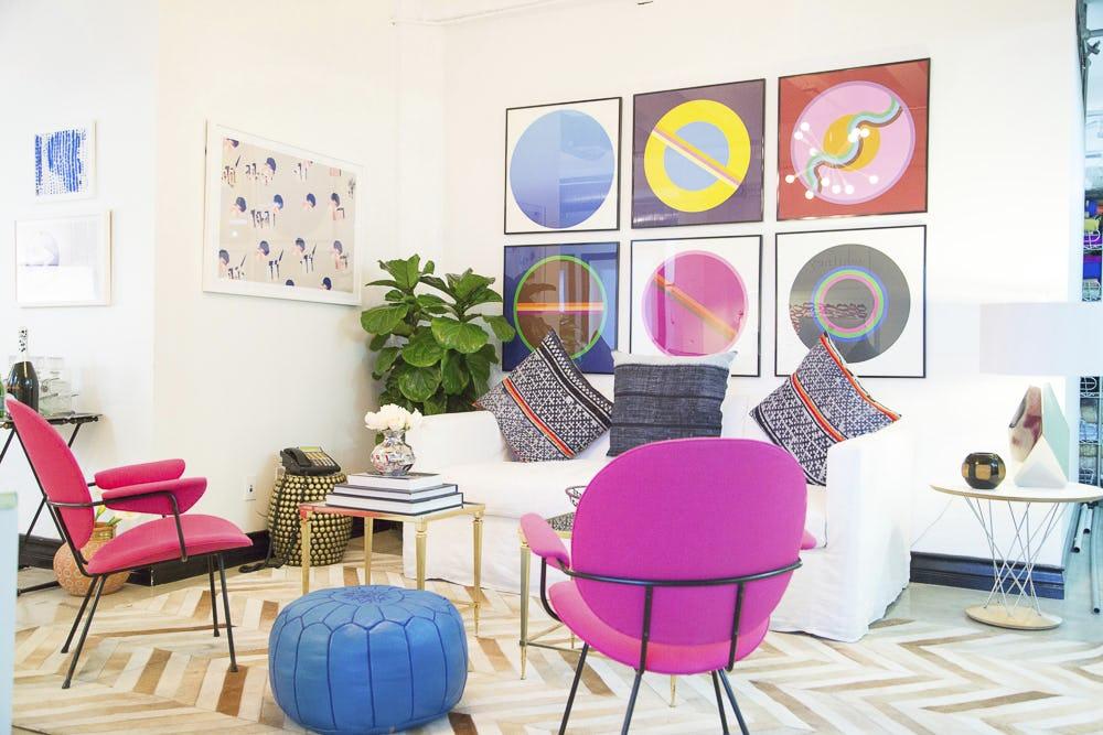 Whitney Port's Design Studio